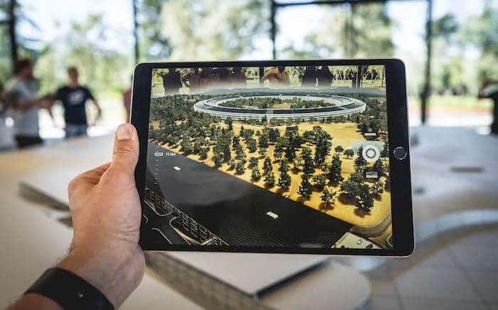 Augmented Reality Anwendung