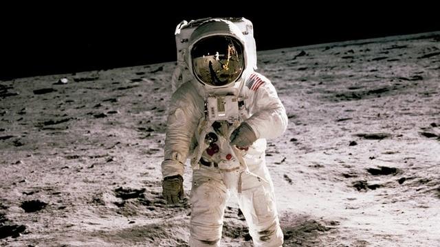 Mobilfunknetz auf dem Mond