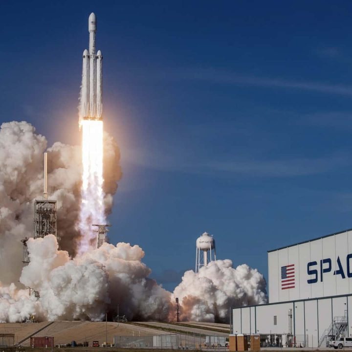SpaceX Internetprovider